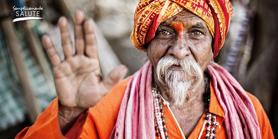 Contro lo stress, l'approccio degli indù