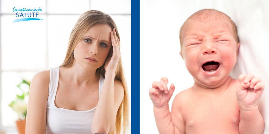mamma coliche, pianto bebè
