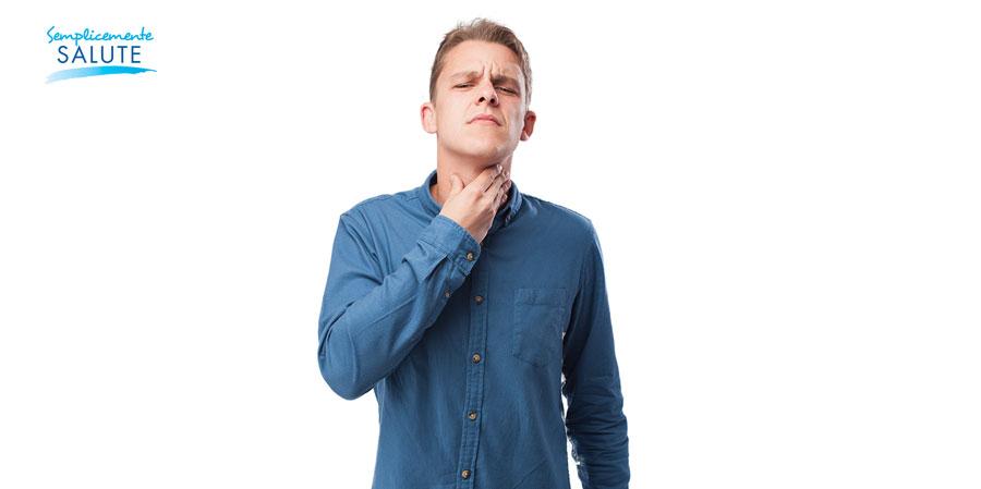 mal di gola: sarà un virus o un batterio?