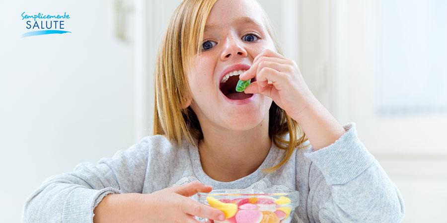 Meno dolcetti, più alimenti integrali