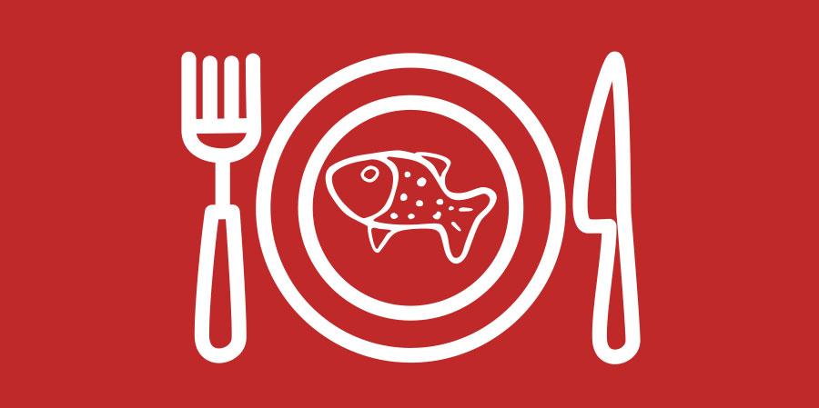 A tavola niente pesce d'aprile, please!