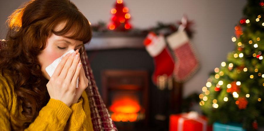 Allergici, attenzione all'albero di Natale