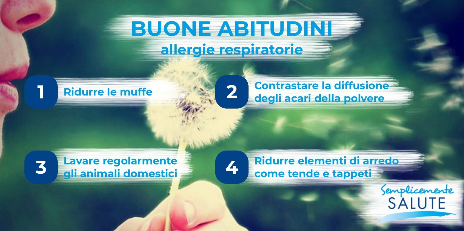 Allergia Rimedi Della Nonna allergie respiratorie - semplicemente salute