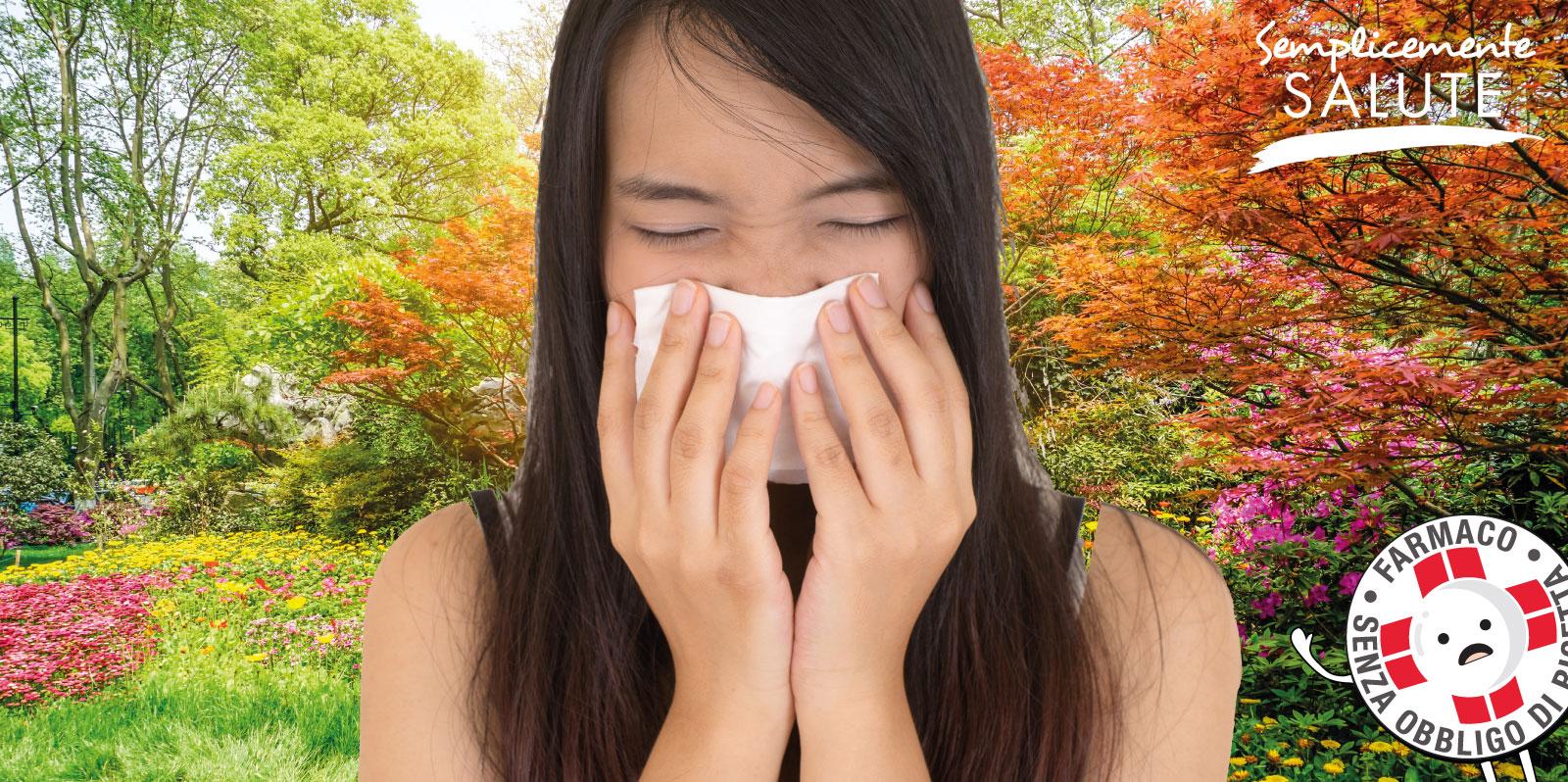 Attenzione ai raffreddori di primavera