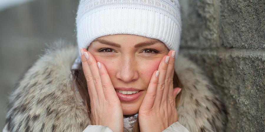 Basse temperature, attenti alla pelle