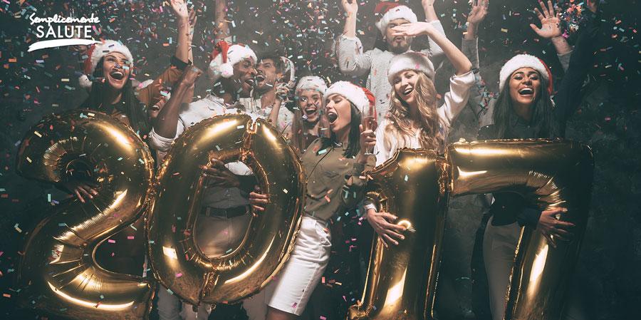 Buone feste senza allergia