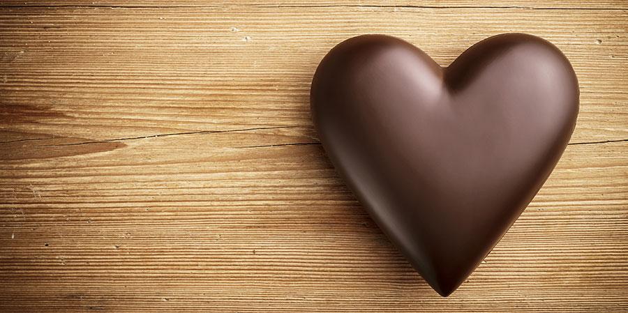 Cioccolatino mio, sono da te!