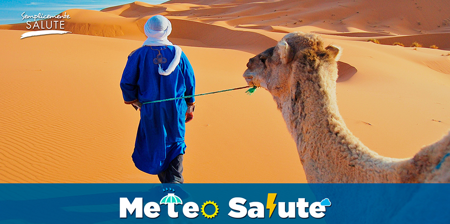 Clima tropicale Potremmo vestirci come i Tuareg