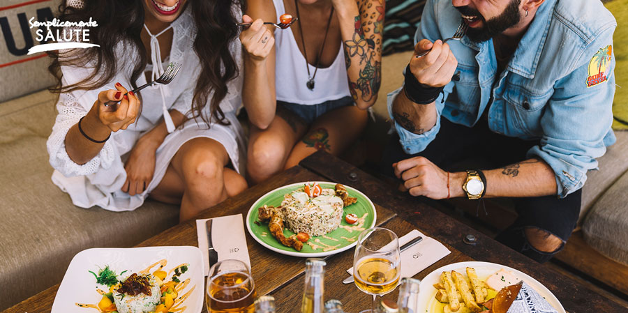 Come sopravvvivere al cibo prima di natale?