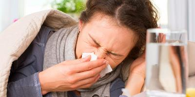 Con il freddo virus all'attacco