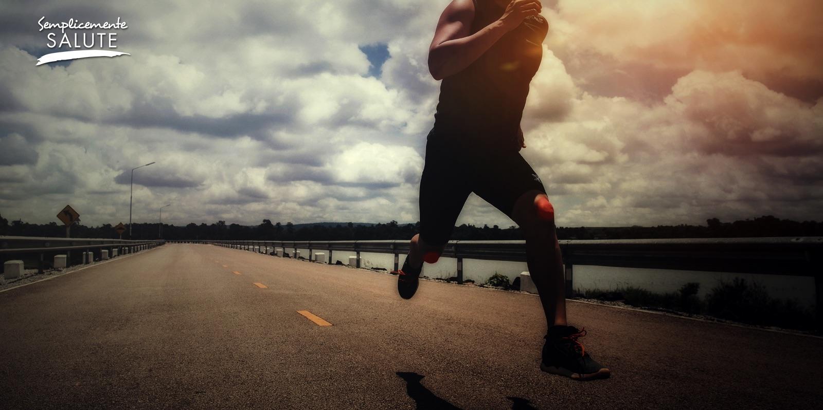 Correre fa male alle ginocchia