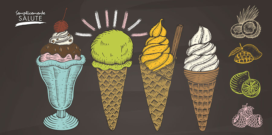 Evviva il gelato