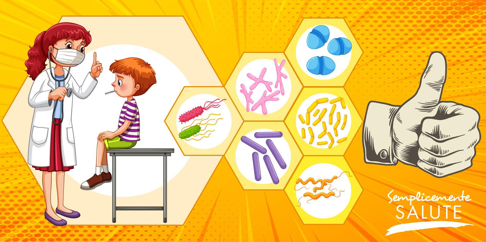 I batteri ci difendono dai virus dell influenza