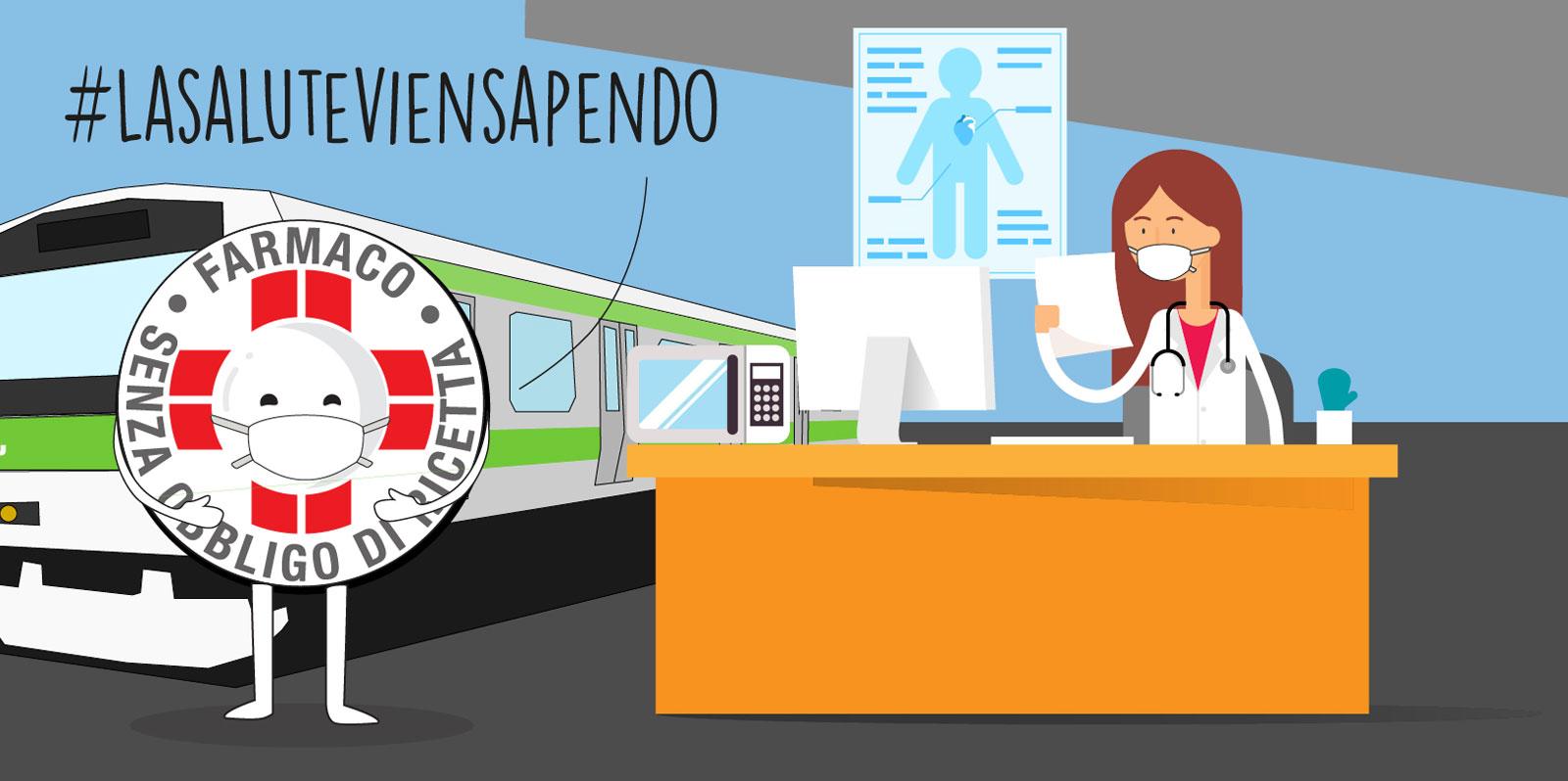 I virus prediligono autobus e treno