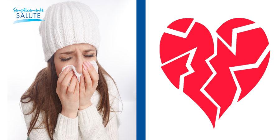 Il naso chiuso fa perdere l'amore?