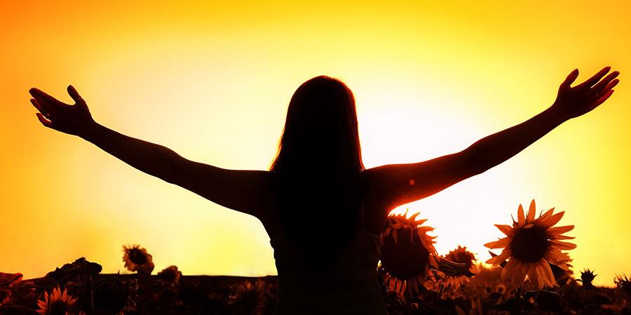 Il sole aiuta le ossa grazie alla vitamina D