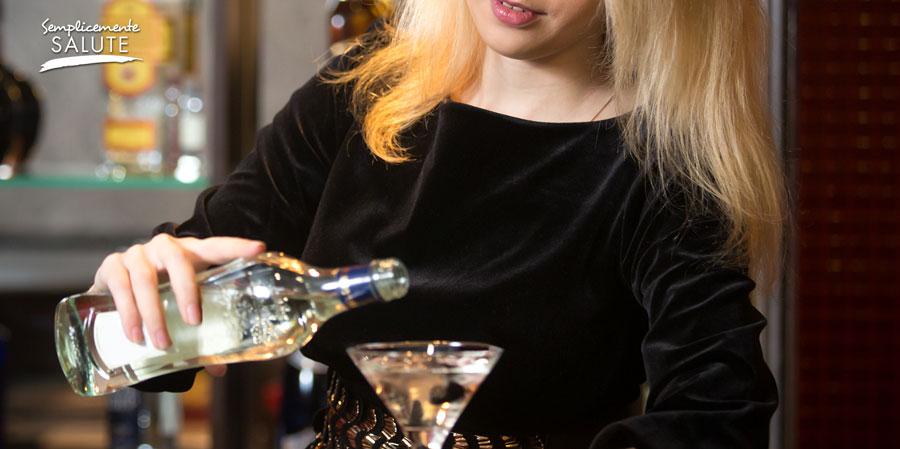 L alcol non si addice alle donne