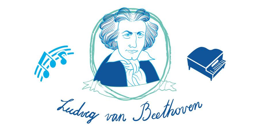 La musica di Beethoven? Nasce dal cuore