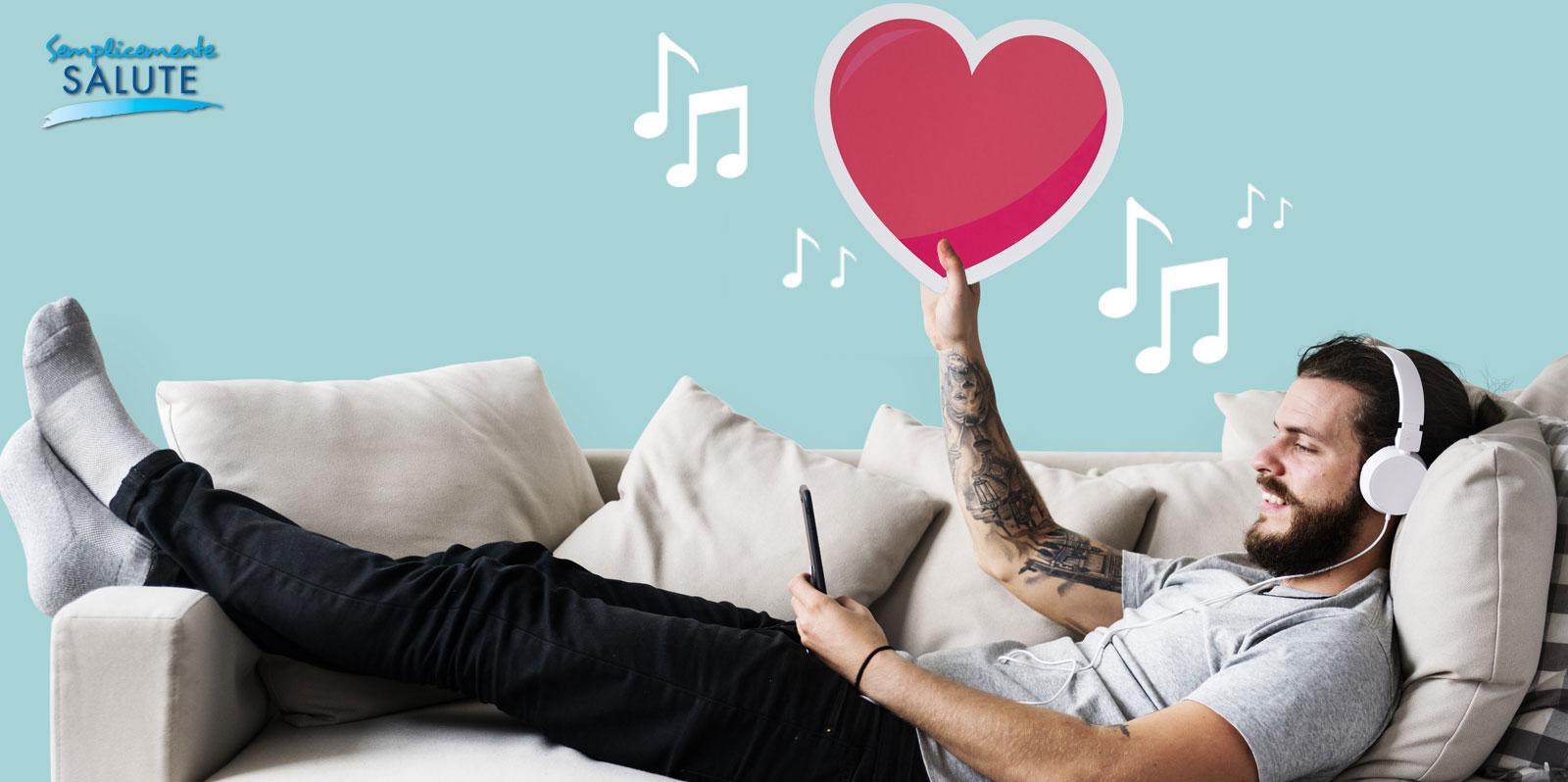 La musica giusta un rimedio intelligente per combattere stress e dolore