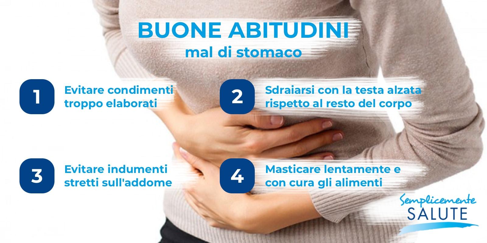 Mal di stomaco - Semplicemente Salute