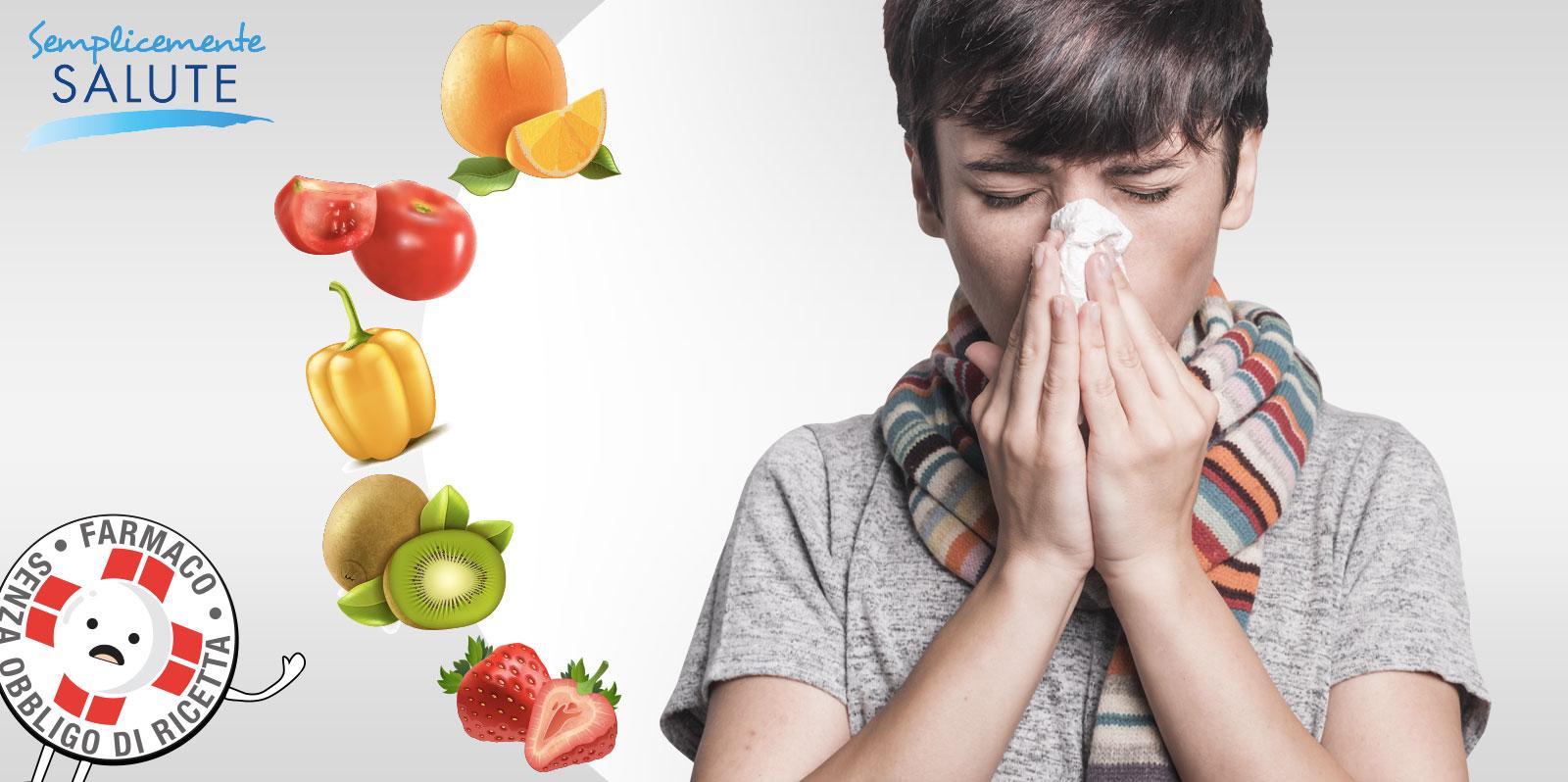 Non fatevi mancare la vitamina C