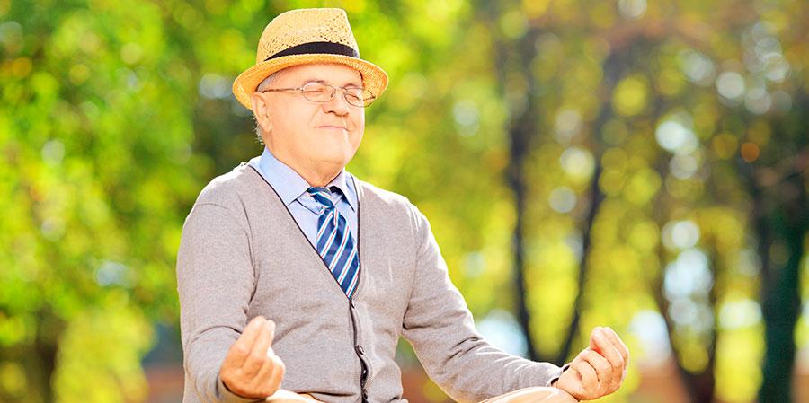 Nonno, perche ti copri