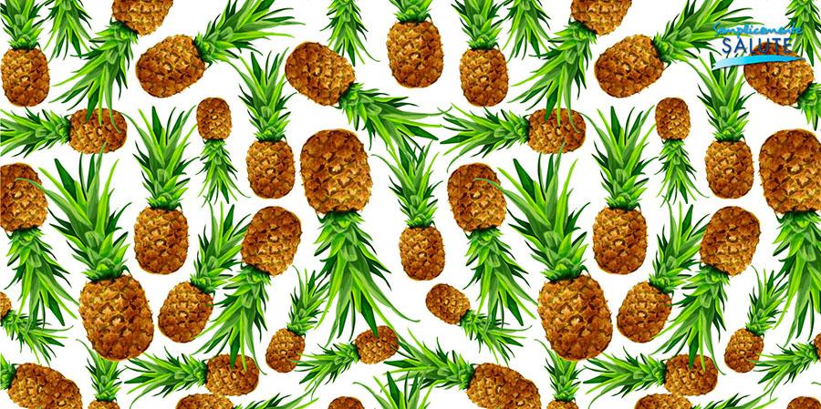 Per le cene troppo ricche, una fetta di ananas!