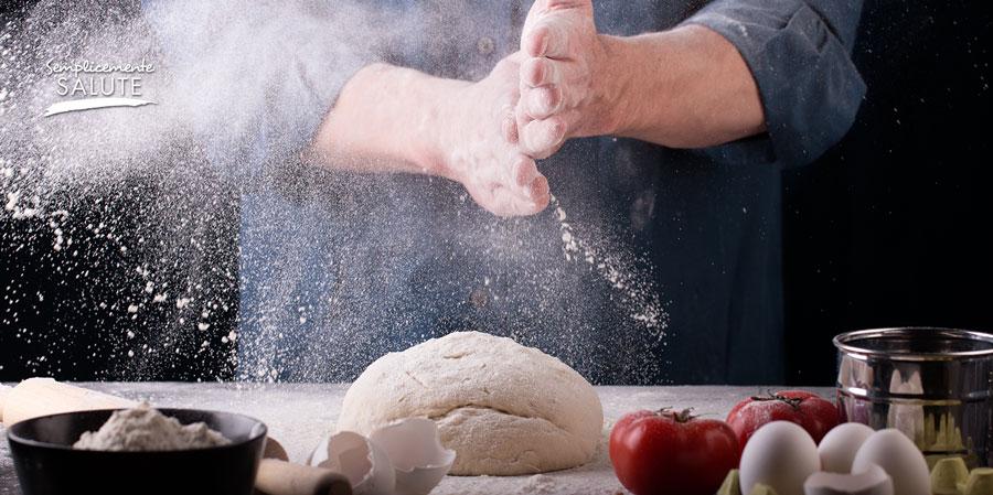 per mettervi in forma diventate chef