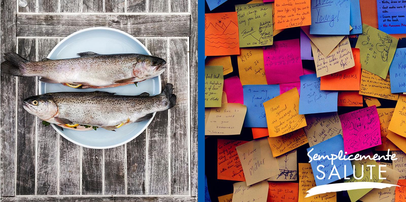 Piu memoria con il pesce
