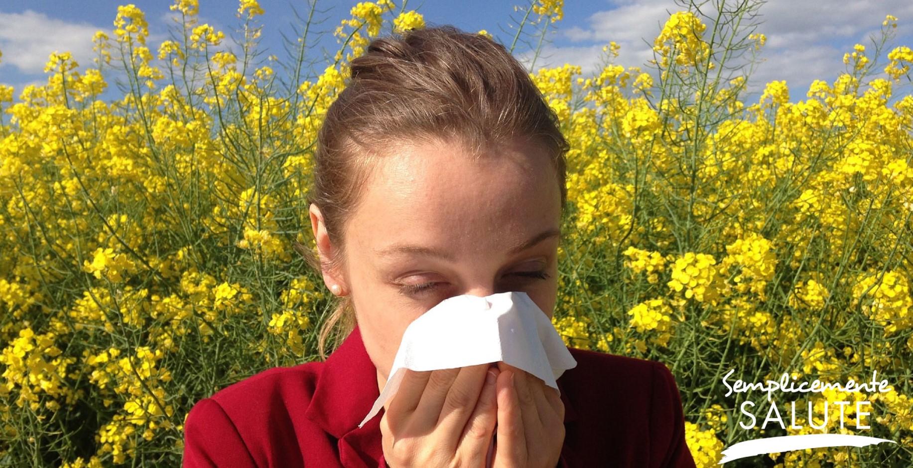 Primavera tempo di allergie i piccoli disturbi si annidano fuori e dentro casa