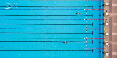 Quanta salute in una nuotata