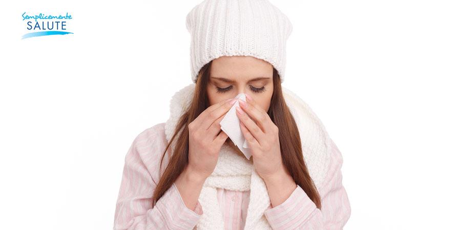 raffreddore forte per i solitari