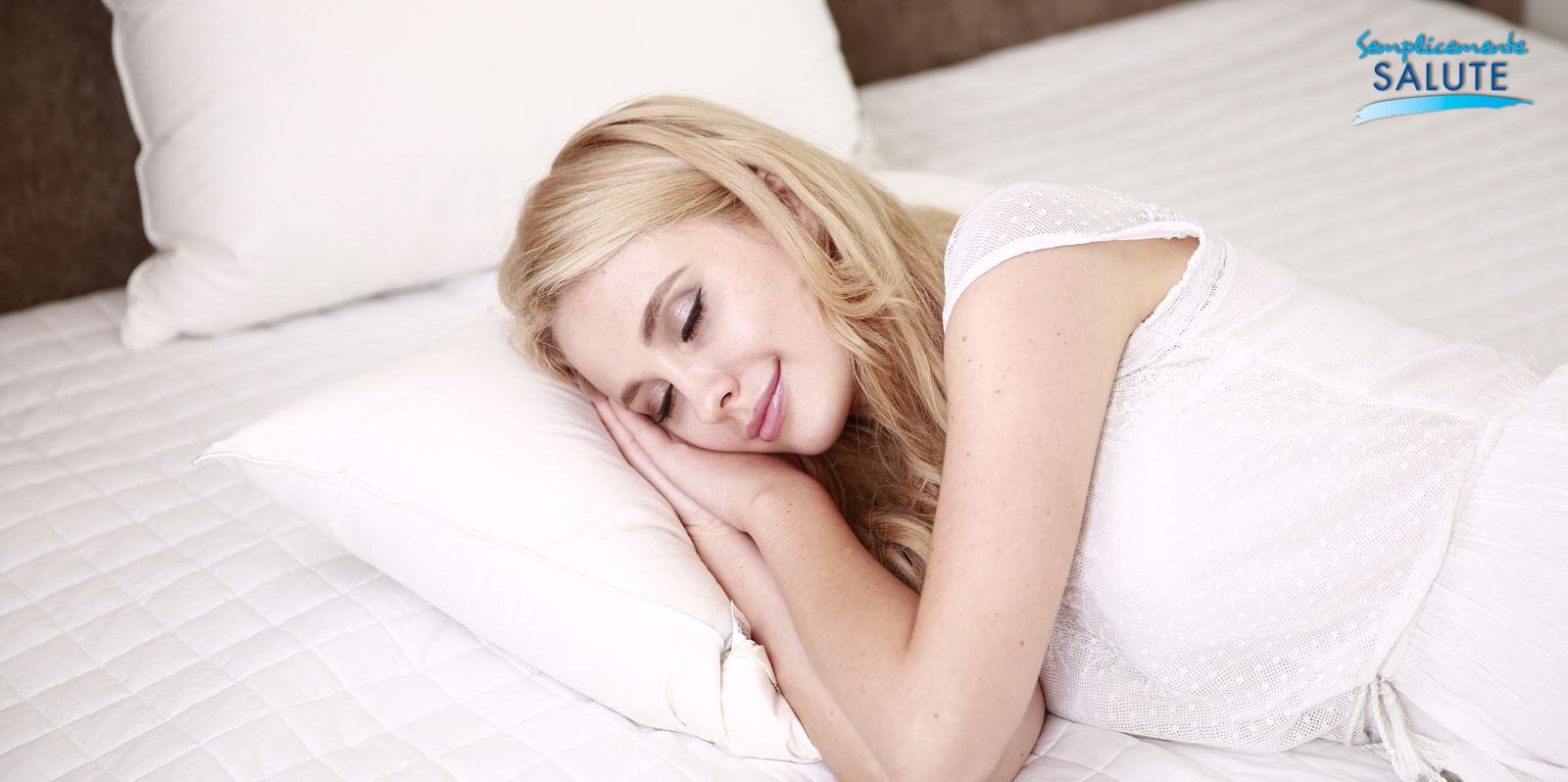 Rispettate i ritmi del sonno Ne va del vostro buonumore
