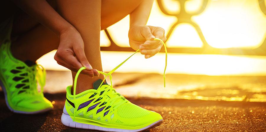 Runners a rischio di allergia