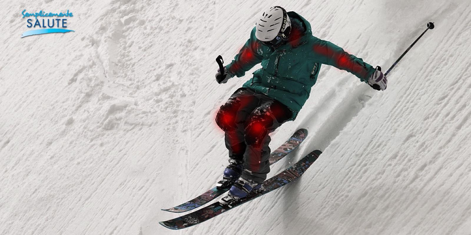 SCIvolando con gli sci