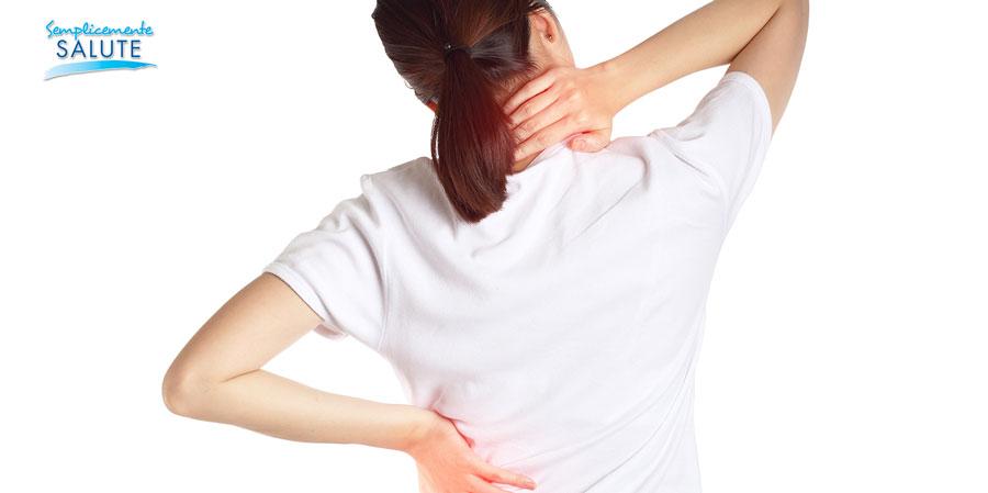 Se il mal di schiena viene dal reggiseno
