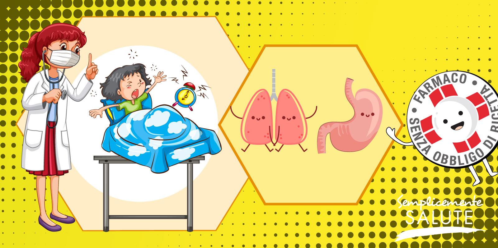 Se ti alzi presto stomaco e polmoni ringraziano