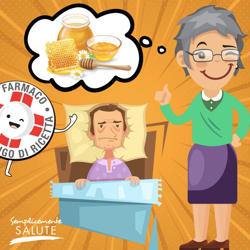 Soffrite di insonnia Provate con il miele