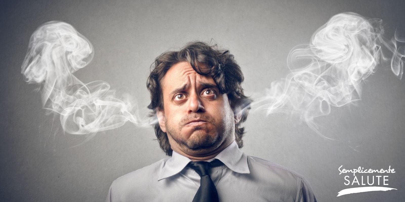 Stress in Italia ne soffre il 90 per cento degli uomini