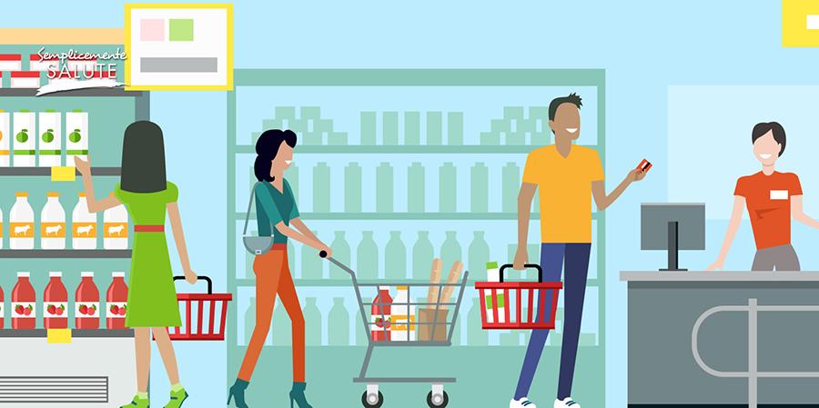 terapia supermercato