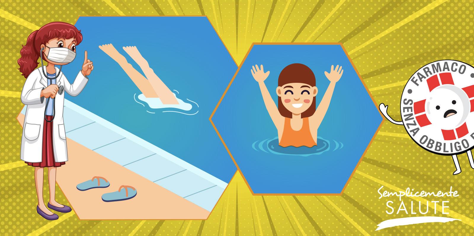 Tuffatevi nell acqua fredda puo far bene all umore ma non solo