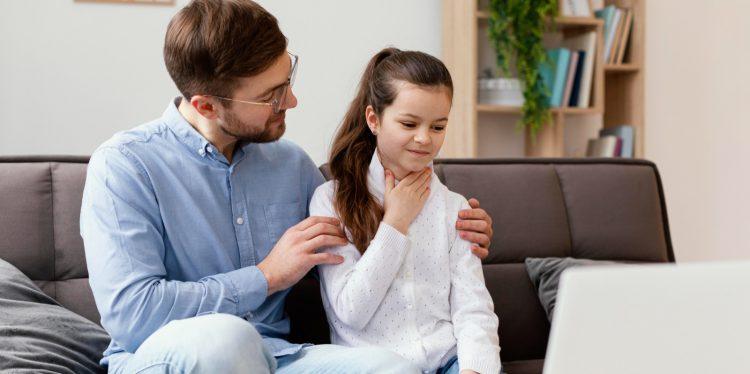 Il solletico alla gola: perché mi prude la gola?
