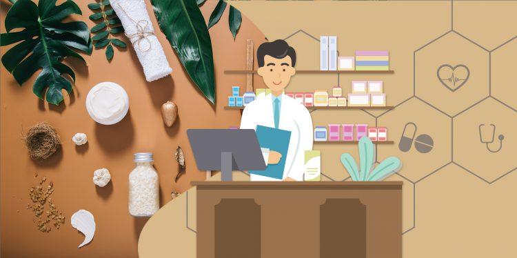 Sul banco del farmacista: che differenza c'è tra un farmaco e uno cosmetico?